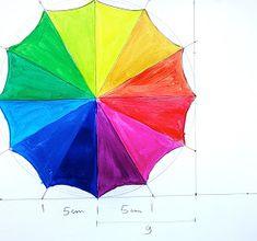 arteascuola: A Rainbow Umbrella!