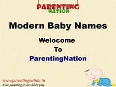 Modern tamil christian baby names