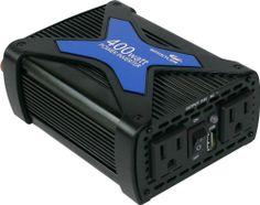 Whistler Pro-400W 400 Watt Power Inverter at http://suliaszone.com/whistler-pro-400w-400-watt-power-inverter/