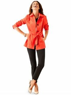 The jacket is a must!  From BR in Ubud red. - surprisingly I have a ON jacket similar to this :)