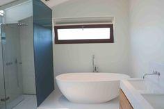 badkamer 1 : Moderne badkamers van TIEN+ architecten
