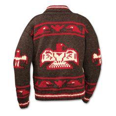 Filson Cowichan Sweater.