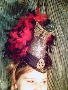 Burlesque Top Hat