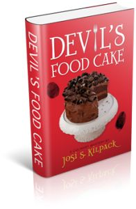 I love these books by Josi Kilpack. They include recipes. View her website to see all the recipes