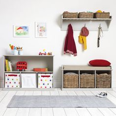 Abbeville Storage Shelf Unit, Stone Great Little Trading, Family Brand, Storage Shelves, Shelf, Room Accessories, Playroom, Bookcase, The Unit, Toys