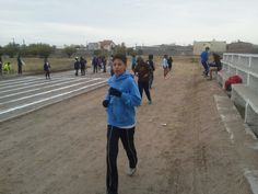 Debut atletismo 2000 mts