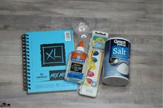 Are you looking for a simple art project AND science experiment? This Salt Painting Science Experiment is a creative way Fine Motor Activities For Kids, Science Experiments For Preschoolers, Science Lessons, Science Activities, Kindergarten Art Projects, Kindergarten Science, Preschool Curriculum, Preschool Lessons, Preschool Ideas