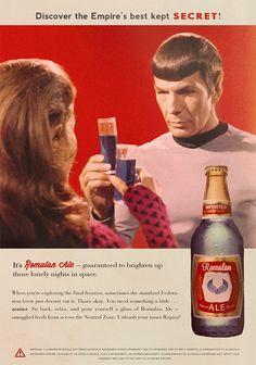 23rd Century advertising.