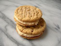 Peanut butter oatmeal cookies!!
