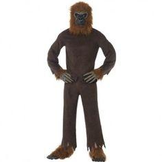 Costume homme grand singe