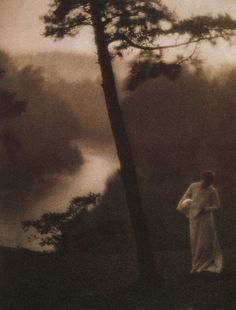 Clarence H. White  Morning, 1908  Photogravure  From Stieglitz: Camera Work