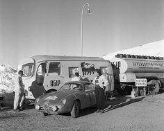 Ferrari AGIP Support Van