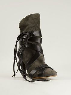 Isabel Marant STRAPPY BOOTS