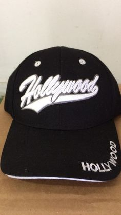 d8655346237 HOLLYWOOD HAT ADJUSTABLE SIZE BRAND NEW. Preowned Never Used. Was Display  Model  fashion  clothing  shoes  accessories  mensaccessories  hats (ebay  link)
