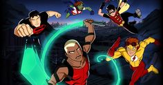 Watch Young Justice (2011) Online