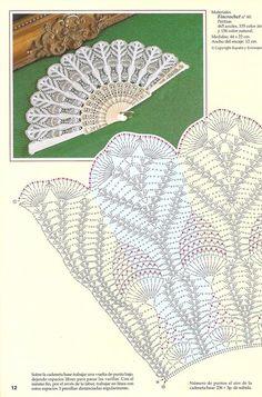 веера — Яндекс.Диск Crochet Skirt Pattern, Crochet Skirts, C2c Crochet, Crochet Diagram, Tapestry Crochet, Thread Crochet, Irish Crochet, Crochet Doilies, Crochet Lace