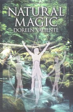 "Witch Library:  #Witch #Library ~ ""Natural Magic,"" by Doreen Valiente."