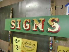 Shop sign by golden west sign arts. Painted Letters, Hand Painted Signs, Foot Shop, Signwriting, Shop Logo, Letters And Numbers, Shop Signs, Lettering Design, Painting Inspiration