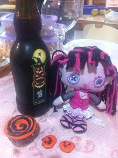 Cerveza Monfragüe E.E. Halloween 2013