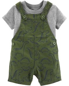Baby Boys Whale-Print T-Shirt & Shortall Set Carters Baby Boys, Wal-Print T-Shirt & Shortall Set & Bewertungen – All Baby – Kids – [. Baby Outfits, Pants Outfits, Toddler Outfits, Baby Dresses, Infant Dresses, Trendy Dresses, Baby Boy Fashion, Toddler Fashion, Kids Fashion
