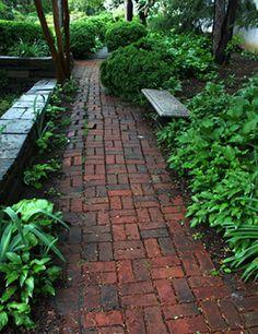 Brick path, design, Go To www.likegossip.com to get more Gossip News!