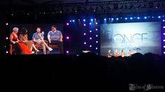 """ONCE UPON A TIME"" Panel Highlights + Reaction! (D23 EXPO 2015) Ginnifer Goodwin, Lana Parrilla, Josh Dallas, Edward Kitsis & Adam Horowitz #talesofsheaves"