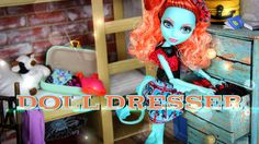 doll Dresser, with working drawers!! Our Second Channel: http://www.youtube.com/createsom...