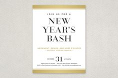 Classic Holiday Party Flyer Template  This Elegant Flyer Design