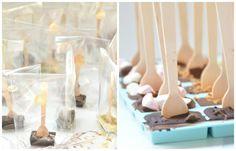 Autour de Cia: DIY Calendrier de l'avent gourmand spécial chocolat chaud