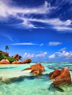 Beautiful Islands Around the World (Part 10 Pics), Seychelles Islands. LOVE Seychelles- want to go back Les Seychelles, Seychelles Islands, Seychelles Beach, Seychelles Africa, Seychelles Hotels, Beautiful Islands, Beautiful Beaches, Beautiful World, Dream Vacations