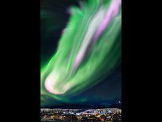 Aurora Borealis ~ Ole Salomonsen