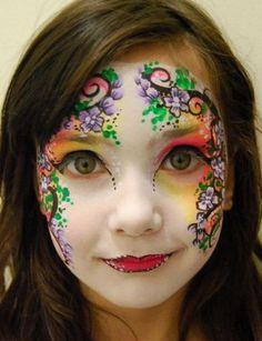 jardim-encantado-fantasia-de-ultima-hora_mais-de-50-ideias-para-pintura-facial-infantil