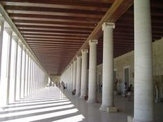 Stoa of Attalus - Athens