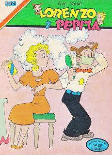 LORENZO Y PEPITA - AÑO IV - Nº64