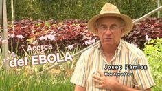 ACERCA DEL EBOLA con  JOSEP PAMIES