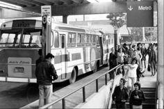 SÃO PAULO: INTEGRAÇÃO METRÔ-ÔNIBUS, 1976