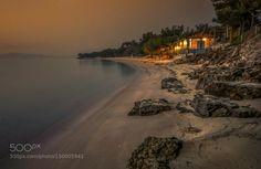 privacy by periklislaftsis  sky sea greece rocks seascape long exposure nikon…