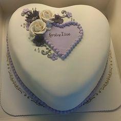 Instagram media by bettis77 - #Konfirmasjonskake #konfirmation #kake #kakedekorering #cake #cakedecorating #marsipankake #marsipan #marzipan #namnam Cake Decorating, Food And Drink, Birthday Cake, Sweets, Cakes, Marzipan, Baking, My Favorite Things, Desserts