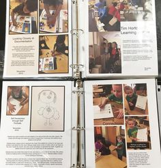 """""""Thinking about adding personal portfolios to your classroom? Check out our blog to read our…"""""""