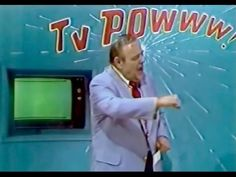 """WGN Channel 9 - Bozo's Circus - """"Bozo's Tv POWWW!"""" (1979) Here's a segment of Bozo's Tv POWWW! A game meant to capitalize on the increasing popularity of video games. Ray Rayner also used to feature it on his show around 1979.  Here's some background information on the game: https://en.wikipedia.org/wiki/TV_Powww  I wonder whatever became of """"Chi Chi Heath""""?  This aired on local Chicago TV on Wednesday, October 31st 1979 during the 12:00 Noon to 1:00pm timeframe."""