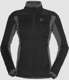 Norrona W Falketind Thermal Pro Highloft Jacket Sport Climbing, Ice Climbing, Hip Bones, Jackets For Women, Clothes For Women, Body Heat, Jackets Online, Blue Moon, Fleece Fabric
