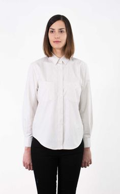 The Influencer - Women's Proper Fit Button-up Shirt - Power Of My People