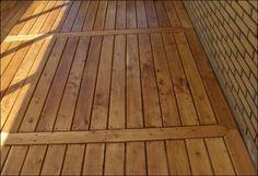 Balustrade Balcon, Pvc Decking, Backyard Buildings, Deck Construction, Wooden Decks, Deck Design, Carpentry, Farmhouse, Forslag