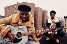 Juxtapoz Magazine - Photographing the Rise of Hip Hop