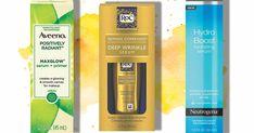The 6 Best Drugstore Serums #SaltFaceScrub Antioxidant Serum, Hydrating Serum, Neutrogena, Hair Removal, Best Hyaluronic Acid Serum, Best Face Serum, Brown Spots On Face, Piel Natural, Deep
