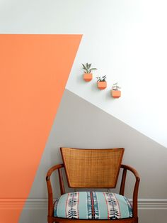 RDH Coral: The perfect mix of pink and orange. Soft enough for a whole room and bold enough for an accent wall. Part of RDH Collection .01: A collaboration between Colorhouse and Revolution Design House