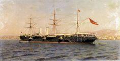 crucero ALFONSO XII.