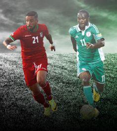 Iran vs Nigeria 2014 match, get updated detailed info on Iran vs Nigeria 2014 lineup, Iran vs Nigeria 2014 live score, Iran vs Nigeria 2014 live streaming