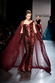 George Chakra Couture Fall -Winter 2015 – Fashion Style Magazine - Page 28