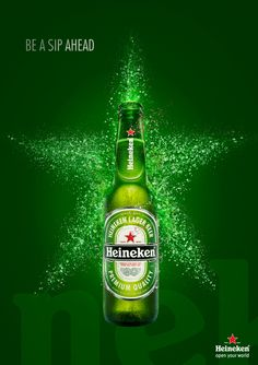 Heineken Feliz Navidad.Pinterest